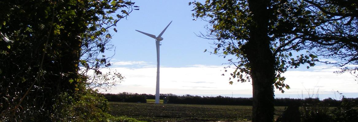 turbine view
