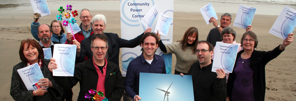 Community Power Cornwall launch 12.3.11